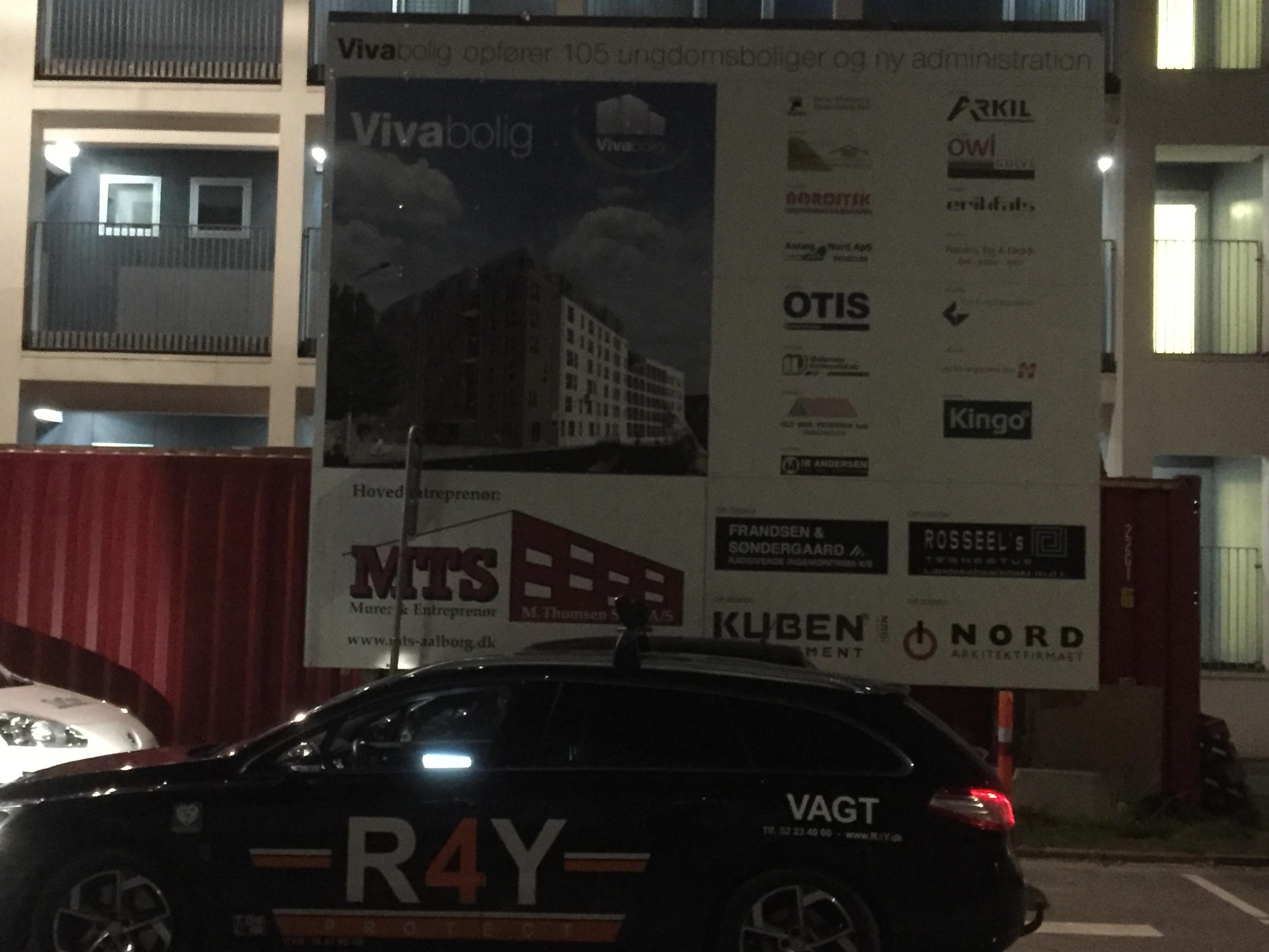 R4Y SafeGuard skal sikre endnu et stort byggeri