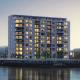 R4Y ApS er det vagtselskabder skal stå for sikringen af HP Byg fantastiske byggeri på Beddingen i Aalborg.