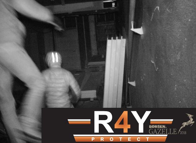 Indbrud på Byggeplads stoppet og opklaret af R4Y
