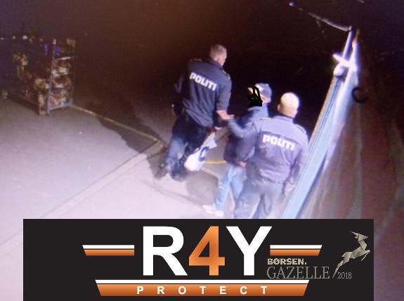 R4Y Butiks detektiver har rygende travlt
