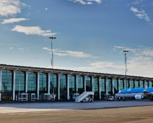 R4Y ApS sikre Aalborg Lufthavn