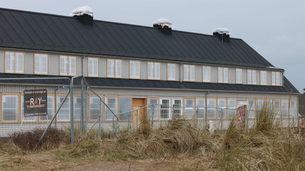 Svinkløv Badehotel er sikret af R4Y Proaktiv Sikrings System