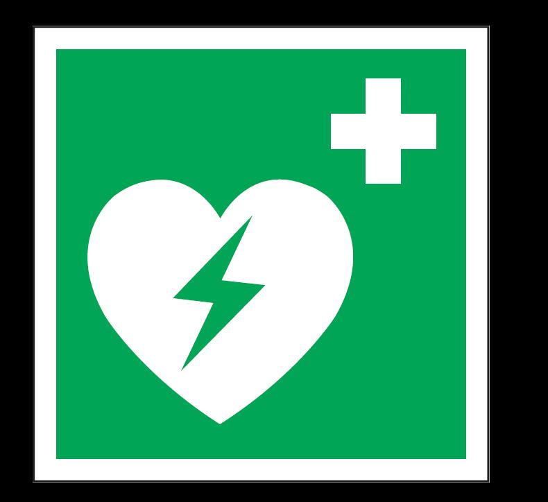 Hjertestartere monteret i alle vagt biler Alarmkørsel - AP Kørsel udføres i hele Nordjylland af ISO 9001 Certificeret vagtselskab R4Y ApS