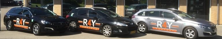 Nye Biler til R4Y fra Peugeot