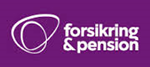 forsikring og pension logo